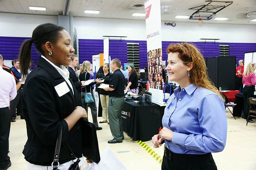 Career Fair 12