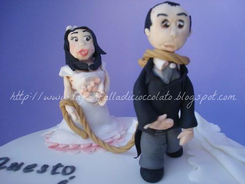 Torta Addio al Nubilato/Celibat