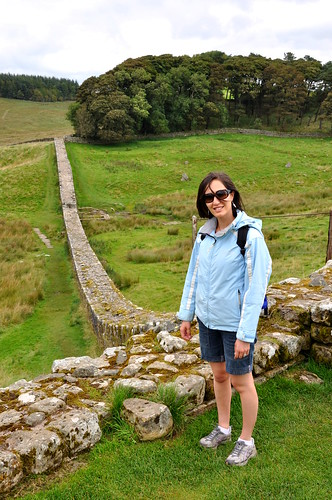 First bit of Hadrian's Wall