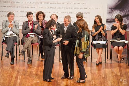 La Fundación Banco Sabadell patrocina los Premios Internacionales Terenci Moix 2012