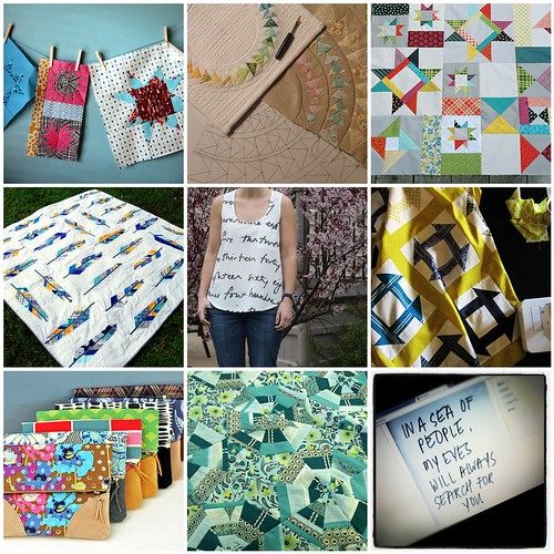 Friday Favs 9.28.12 by Bluprint Textiles