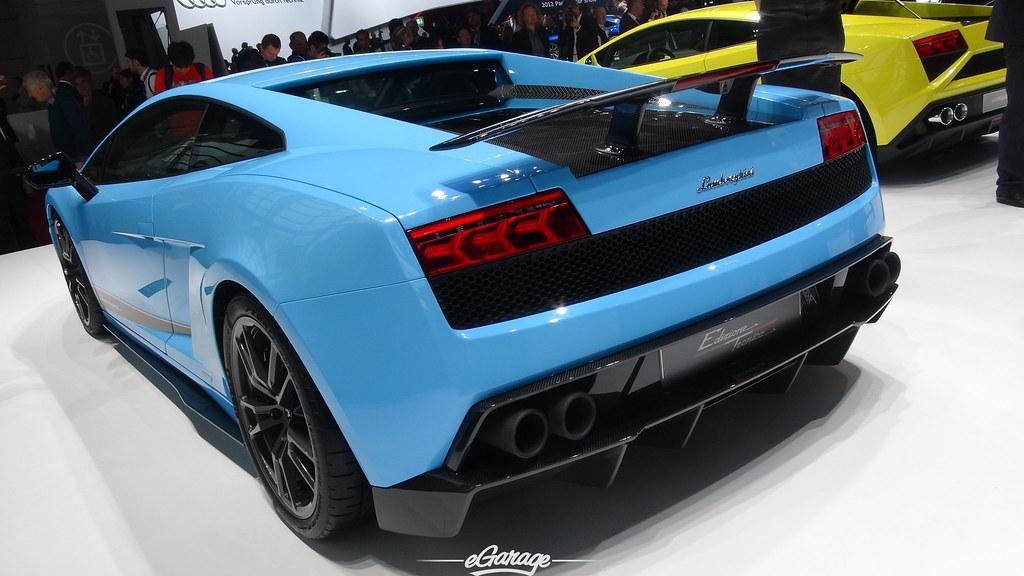 8034742015 d80aa854d7 b eGarage Paris Motor Show Lamborghini Old Gallardo