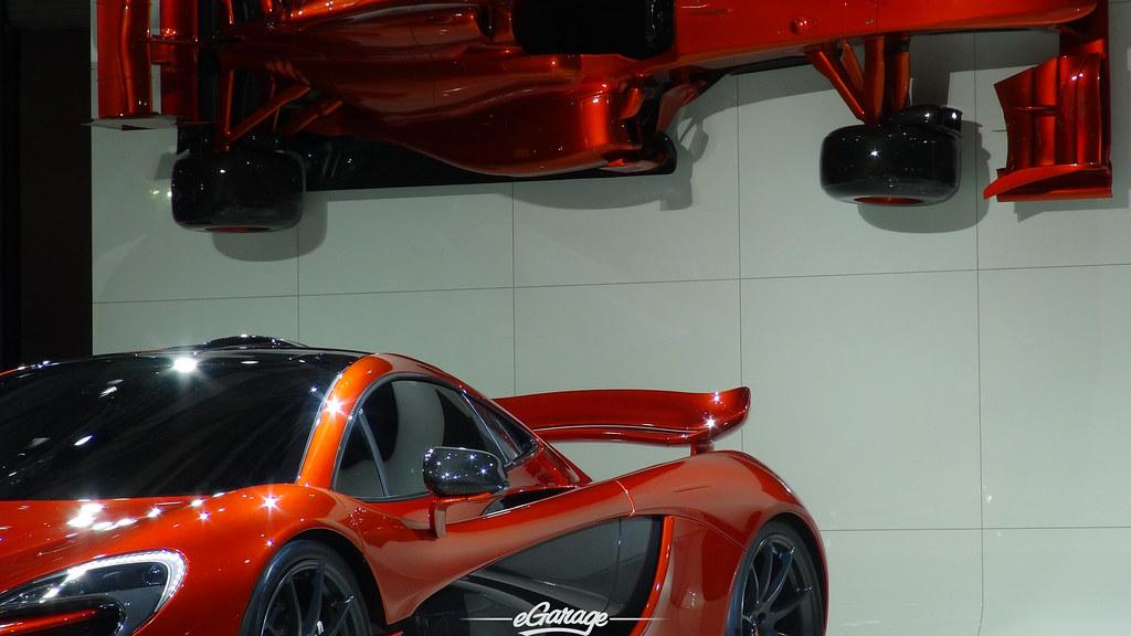 8034742473 6e8ba2b922 b eGarage Paris Motor Show McLaren P1