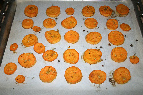 35 - Backblech entnehmen / Get baking plate