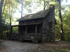 Linville Gorge Information Cabin