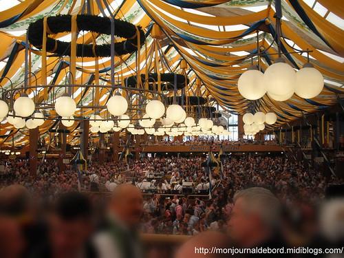 Tente Oktoberfest 2012