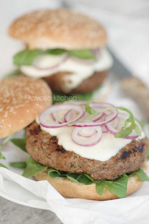 Funky Fonq Burger