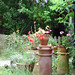 Small photo of Garden at Amberley Museum