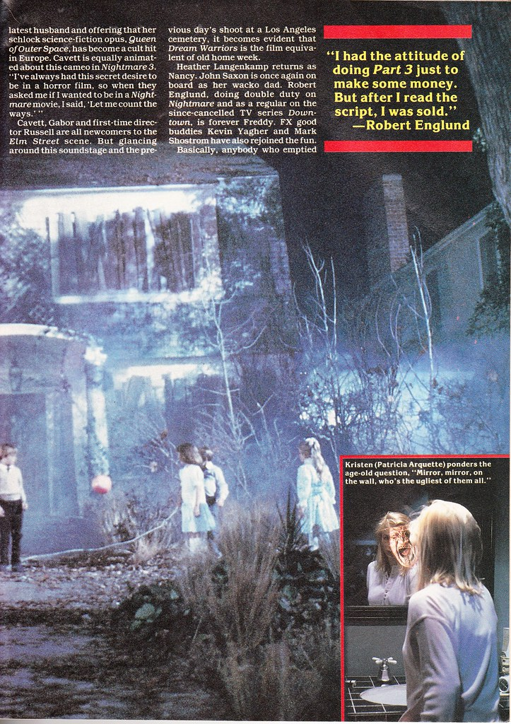 Fangoria 62 Nightmare 3 3