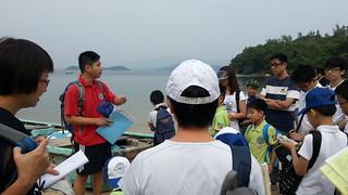 2012鑽禧年旅慶活動-甲子服務隊「2012年度香港國際海岸清潔運動」