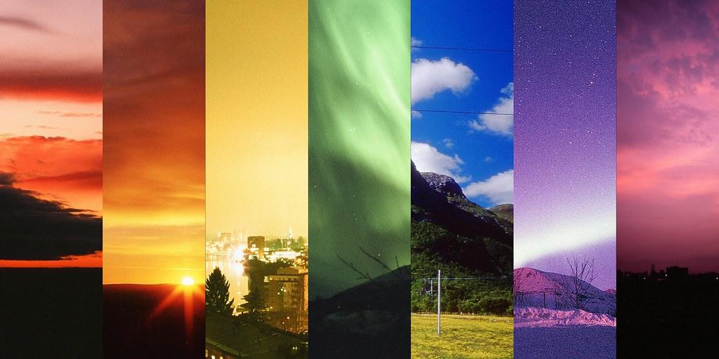 一張流‧y = rainbow(x)