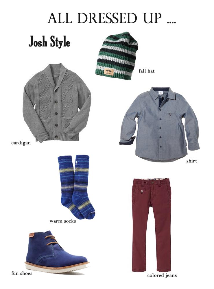 josh style 1
