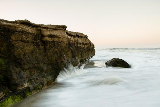Bird Rock and Windansea at Sunrise 93012 © Michael Klayman-006