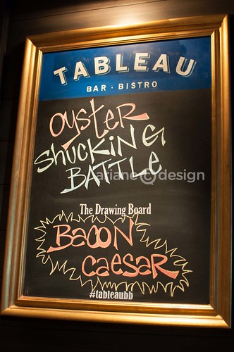 Tableau Bistro Oyster Shucking-4
