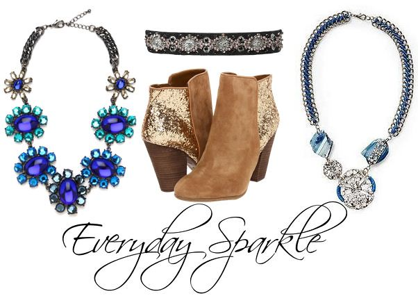 Livingaftermidnite : My Fall 2012 Must Haves : Everyday Sparkle