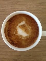 Today's latte, DART.