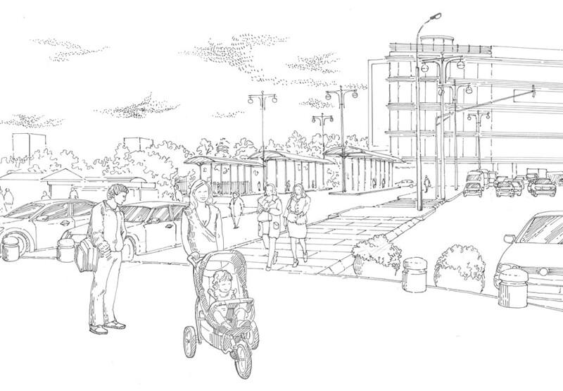 Городским проектам полгода. Отчет о работе
