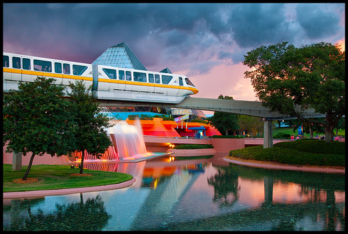 The Beauty of Epcot