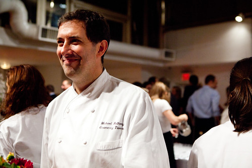 Gramercy Tavern's Executive Chef Michael Anthony