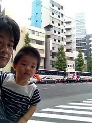 朝散歩 (2012/10/3)
