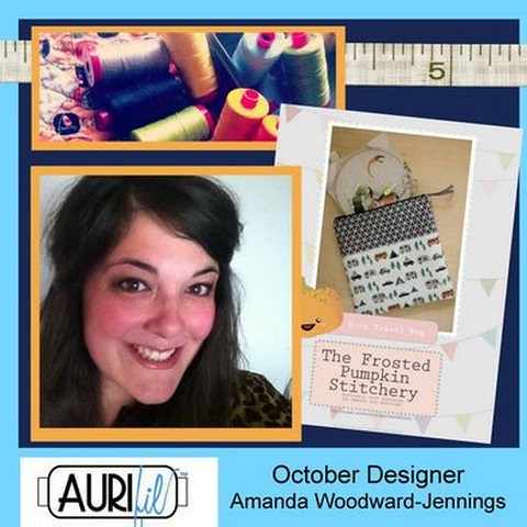 Oct Designer of the Month Amyanda Woodward-Jennings