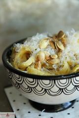 Creamy Pumpkin Fettuccini