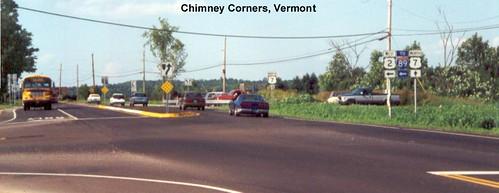 Chimney Corners VT