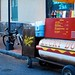 A French Quarter classic: the hotdog cart