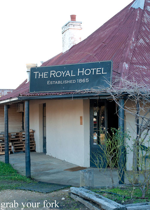 Royal Hotel Grazing in Gundaroo