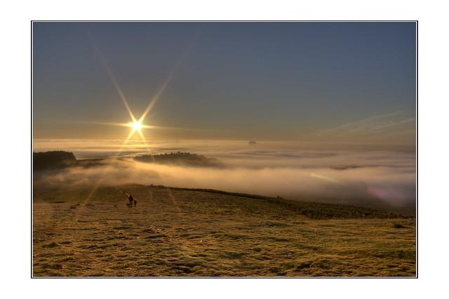 Bradgate Park Sunrise