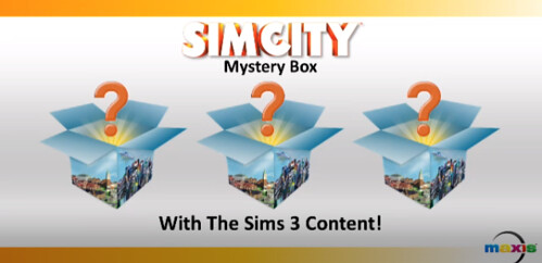 Sims 3 Mystery Boxes