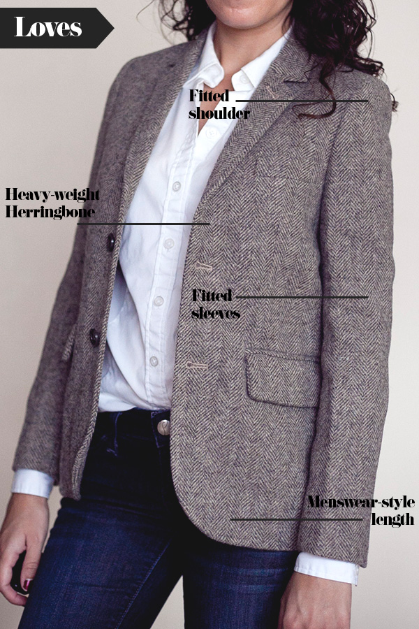 Adventures in Alterations – J.Crew Ludlow Boy's Blazer Preview