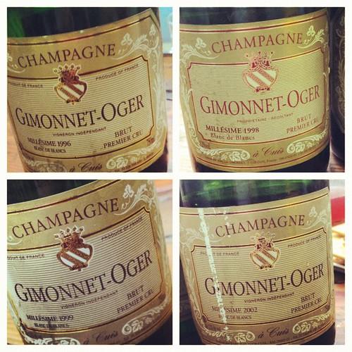 Rosé Champagne Vintage Champagne