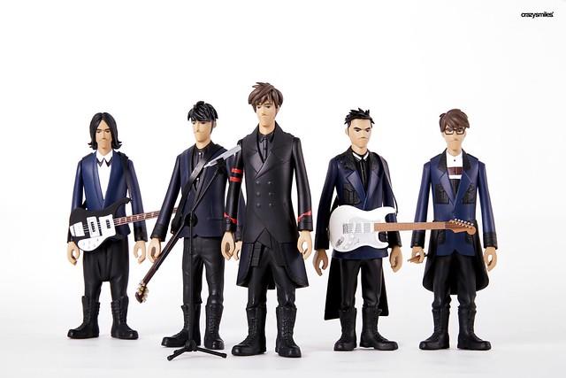 五月天 X Michael Lau【Maydayer】五月天JUST ROCK IT 2016演唱會 限定販售!
