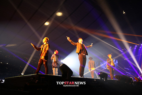 Big Bang - Tokyo Girls Collection - 28feb2015 - Top Star News - 01