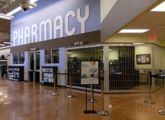 Another view of the pharmacy
