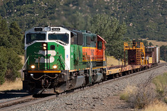 BNSF 1444 Larkspur 5 Sep 16