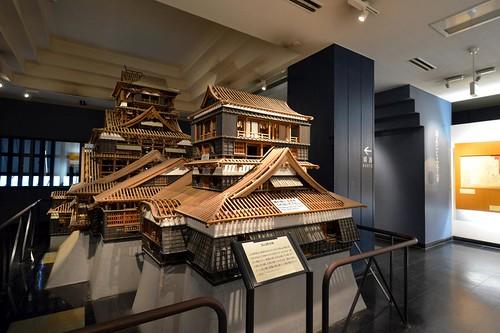 2012夏日大作戰 - 熊本 - 熊本城博物館 (2)