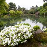 Kenrokuen Garden - Kanazawa, Japan