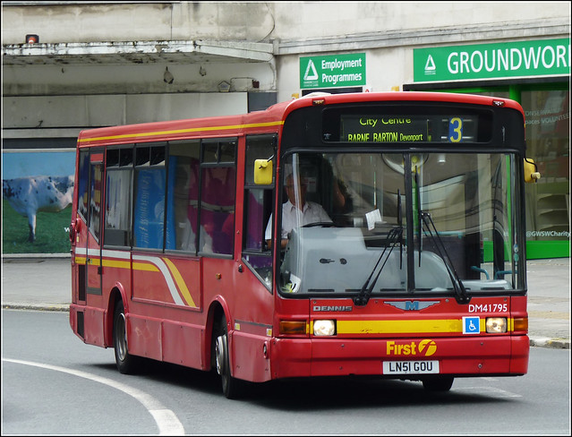 Photo:First 41795 LN51GOU By didbygraham