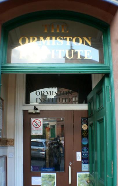 Ormiston Institute, Melrose