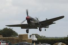 G-KITT - 42-10855 - 27490 - Hangar 11 - Curtiss P-40M Warwawk - 120826 - Little Gransden - Steven Gray - IMG_2592