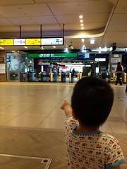 朝散歩 (2012/9/1)
