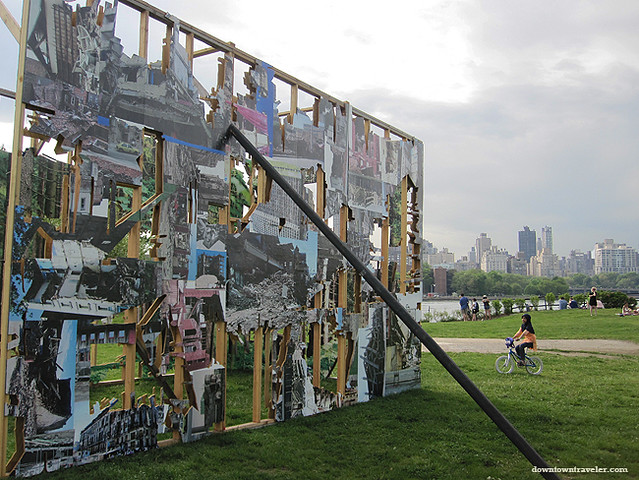 Long Island City Sculpture Park Queens NY
