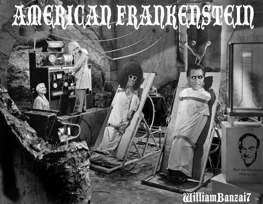 AMERICAN FRANKENSTEIN