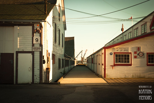Steveston Village, British Columbia