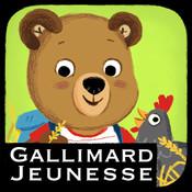 Gallimard Jeunesse - Pompon à la ferme