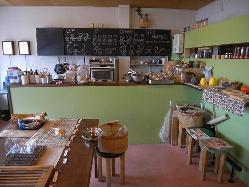 マフィンが美味しいカフェ『3rd place cafe』@奈良市