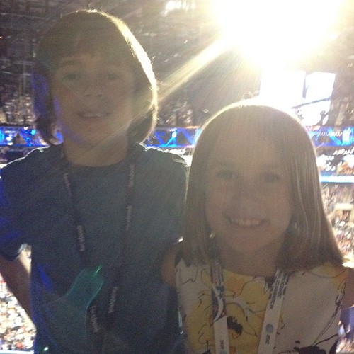 Because this is personal. #dnc2012