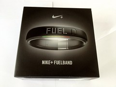 Nike+ FuelBand (Verpackung)